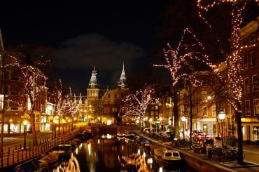 Brüksel - Brugge - Amsterdam Yılbaşı Turu