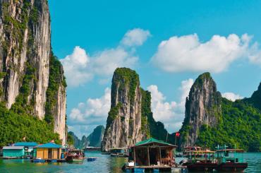 Sıradışı Kıtalar İşbirliği İle Vietnam & Laos & Kamboçya