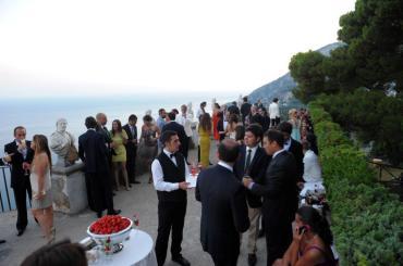 İtalya Ravello Düğünü