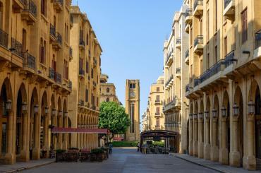 Yılbaşında Beyrut Turu