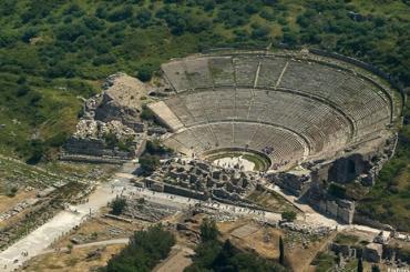 Tour to Ephesus, Virgin Mary's House & Sirince