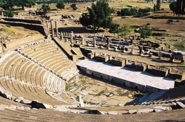 Tour to Pergamum