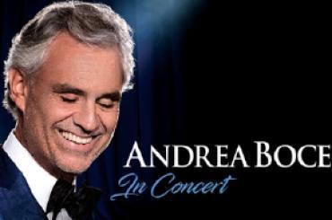 Andrea Bocelli in Concert Teatro Del Silenzio Lajatico