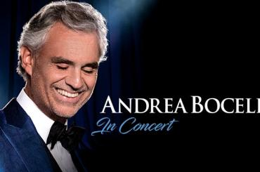 ANDREA BOCELLI in PARİS