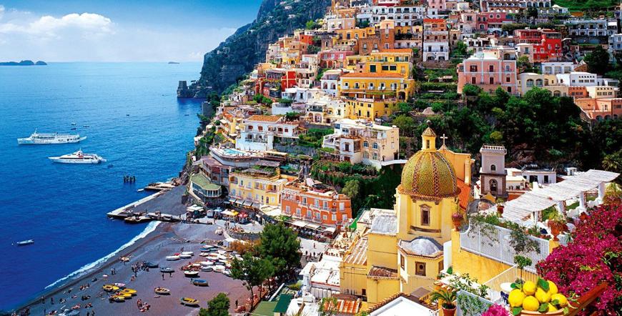 İtalya Campania Bölgesi