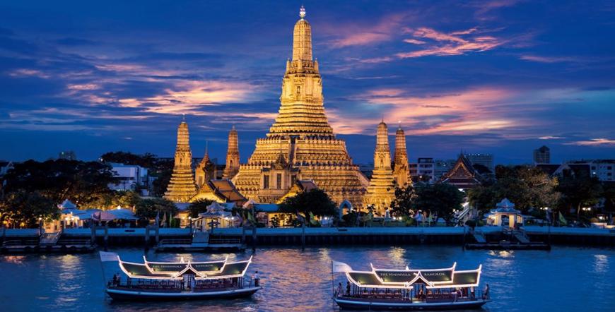 Bangkok - Phuket - Singapur