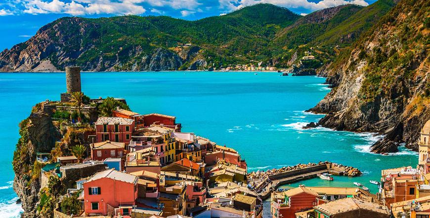İtalyan Rivierası