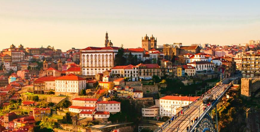 Lisbon - Porto