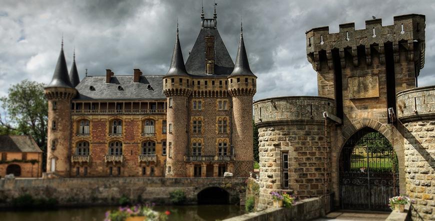Fransa Rönesans Şatoları - Orta Çağ Katedralleri
