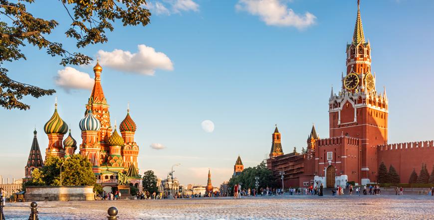 St Petersburg (3) & Moskova (2)