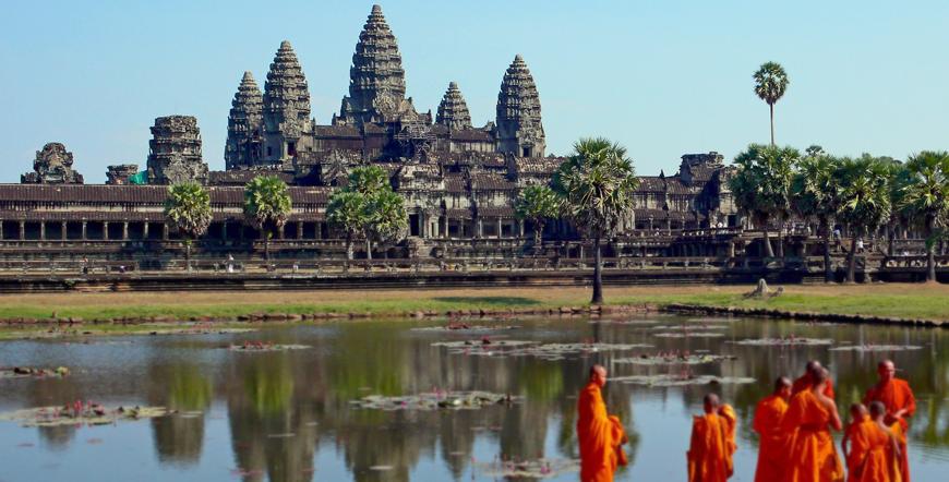 Vietnam – Laos – Kamboçya