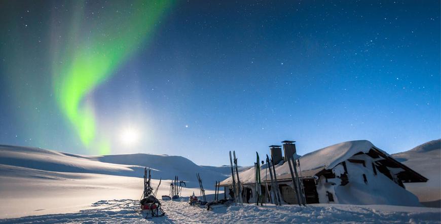 Kuzey Işıkları Lapland, Kuzey Finlandiya