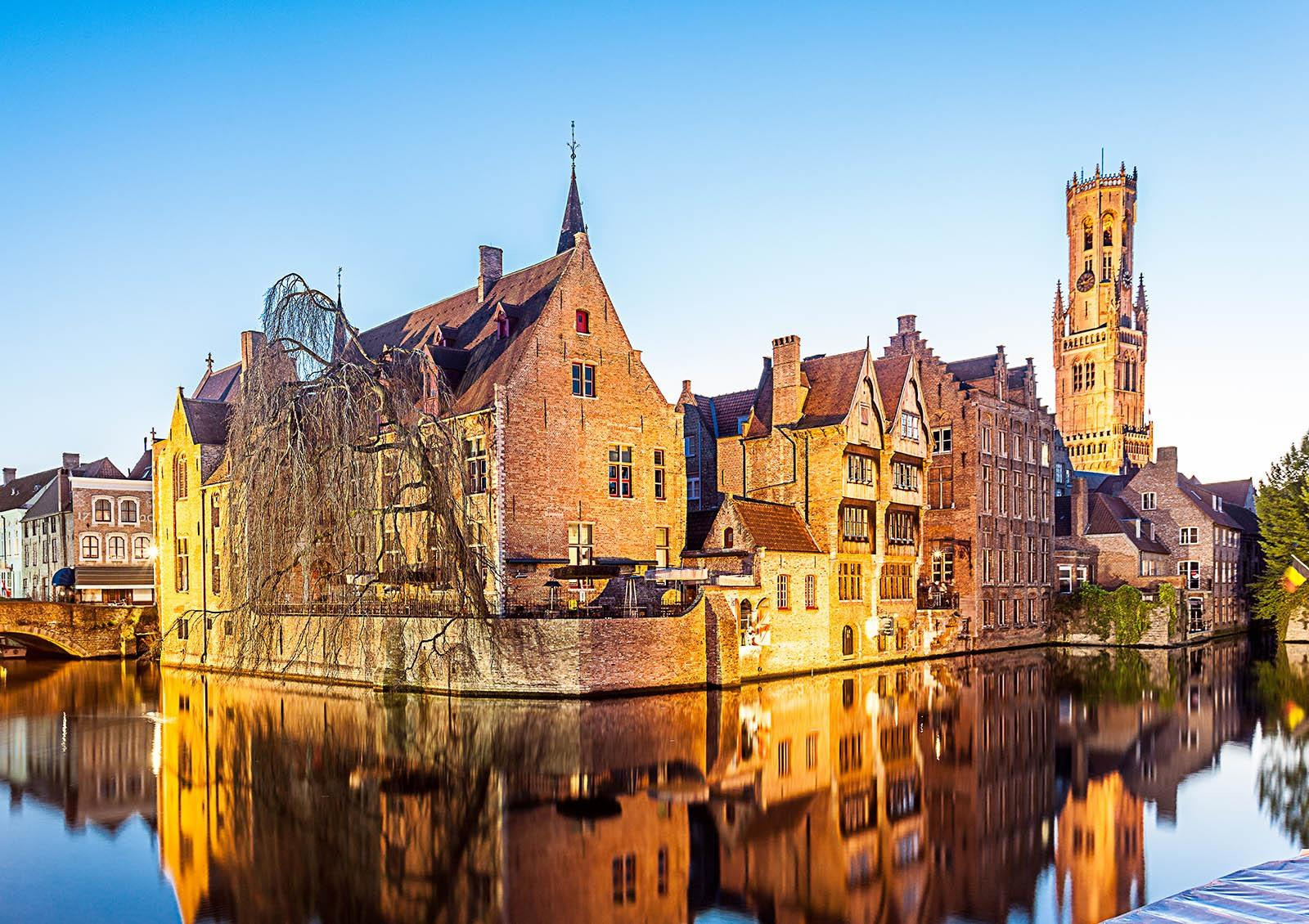 Yılbaşı Brüksel&Brugge Turu